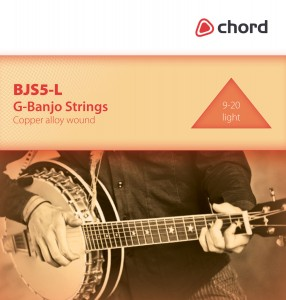 Chord banjo strings 9 20