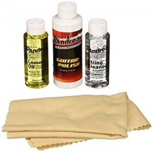 Dandrea guitar cleaning kit