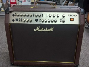 Marshall AS100D Amp