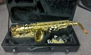 Rosetti sax second hand