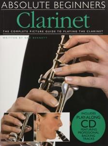 book clarinet