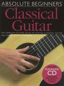 book classical guitar