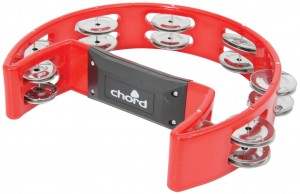 chord-tambourine-single-d-red