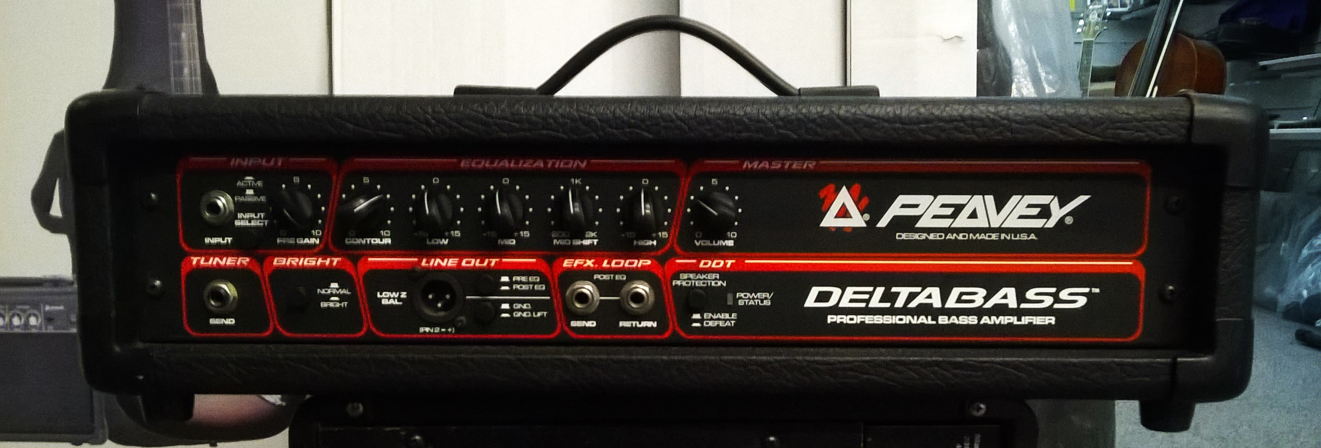 Selection Of Music Amps Devizes