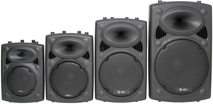 qr speakers