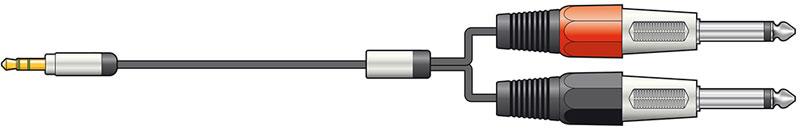 twin jack-3.5mm jack
