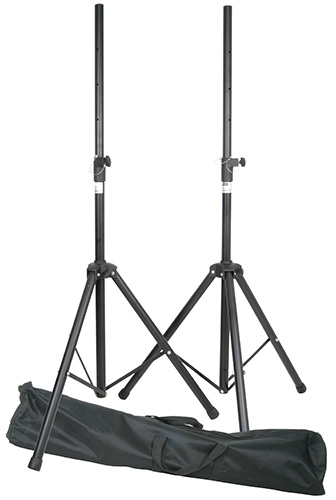 twin speaker stand