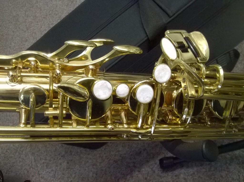 Roessetti Series 5 -Tenor Saxophone