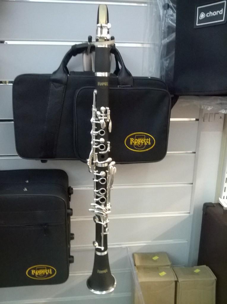 Clarinet series 5 S/P keys